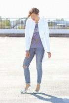 a-line bcbg max azria coat