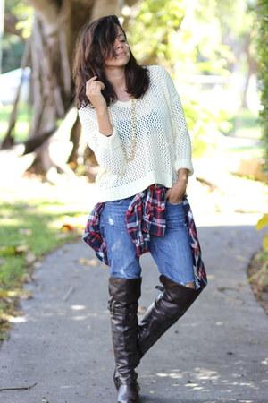 knit furor moda sweater