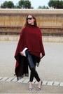 Wolford-leggings-zara-bag-ray-ban-sunglasses-zara-heels-zara-blouse