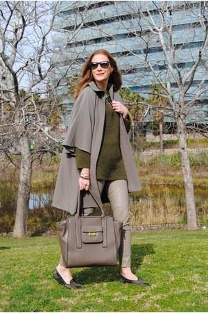 Italia Independent sunglasses - Zara sweater - 31 Phillip Lim for Target bag