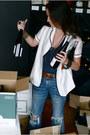T-by-alexander-wang-t-shirt-current-elliott-jeans-eloise-shirt-prada-pumps