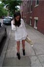 Black-sam-edelman-boots-white-anthropologie-sweater-cream-free-people-shorts