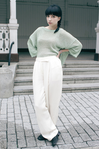 H&M sweater - H&M pants