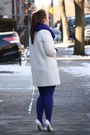 Blue-wool-blend-jcrew-scarf-sky-blue-printed-asos-dress-white-zara-coat