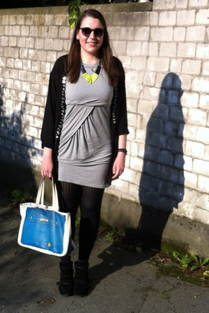 150 Primark sunglasses - asos dress - Thursday Friday bag