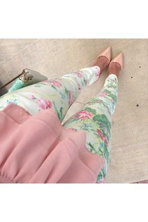 neutral beige next heels