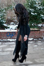 Black-over-the-knee-chinese-laundry-boots-black-sheer-dead-ivy-skirt