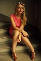 Zara shoes - H&M dress - primark headband accessories