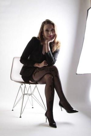 black Vienne Milano stockings
