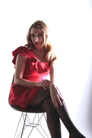 VienneMilano stockings - dress