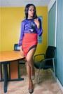 Purple-meena-blouse