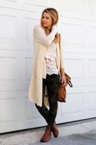 Zara top - sam edelman boots - bechickcom bag - camo pants Zara pants