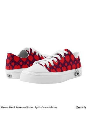 hearts DFLCPrints shoes - hearts DFLCPrints shoes