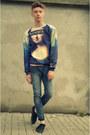 Vans-shoes-pull-bear-jeans-sugarpills-sweatshirt