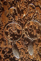 Don Biu earrings