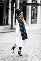 Guess shoes - Never Fully Dressed coat - Fendi sunglasses - Guess pants