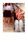 Heather-gray-oxford-shoes-les-lollitas-shoes-teal-denim-shirt-black-thriftes