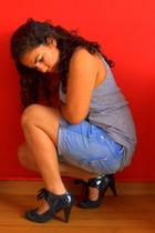 Stradivarius jeans - killah shoes - H&M t-shirt
