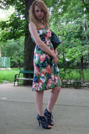 Villa dress - pull&bear shoes