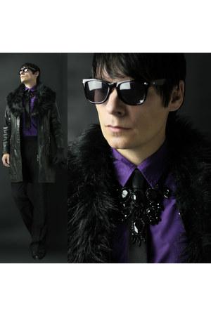 black Mexx coat