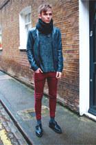 FME jeans - FME jacket - FME sweater
