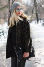 Silver-asos-hat-zara-jacket-black-glow-tights-black-zara-purse