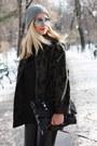 Silver-asos-hat-zara-jacket-black-glow-tights-black-zara-purse