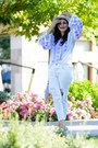Off-white-front-row-shop-jeans-off-white-h-m-hat-off-white-fringe-rena-bag