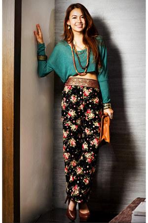 floral print Nava pants
