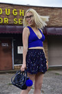 Carrot-orange-jeffrey-campbell-boots-topshop-bag-navy-pinkyotto-skirt