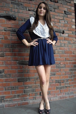 blue DaniL dress