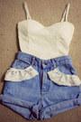 Shorts-top