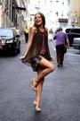 Loveit-dress-black-dkny-watch-brabara-bui-heels