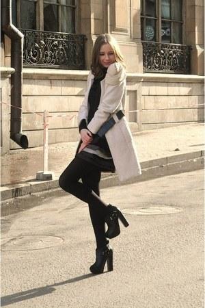 karen millen dress - Top Shop heels