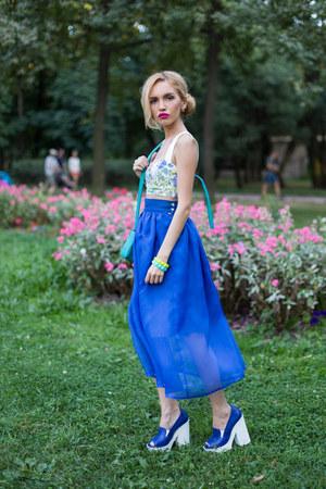 Kira Barysheva skirt