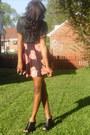 Forever21-top-h-m-skirt-steve-madden-heels