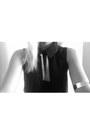 Silver-chain-h-m-bracelet-black-litas-vintage-boots-black-unknown-dress
