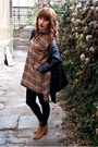 Bershka-boots-a-là-marie-dress-house-jacket