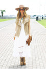 Tan-jeffrey-campbell-boots-white-panama-dress-brown-haute-rebellious-purse