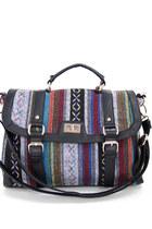 Camel Tribal Print HAUTE & REBELLIOUS Bags