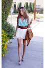 Aquamarine-haute-rebellious-blouse-off-white-haute-rebellious-shoes