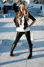 Black-urban-outfitters-leggings-black-double-zero-jacket-black-bamboo-boots-