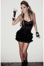 Black-my-design-dress