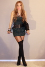 Black-f21-dress-h-m-socks-quipid-boots-new-and-old-accessories-h-m-stock