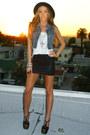 Black-jessica-simpson-shoes-white-american-apparel-top-blue-blue-asphalt-ves
