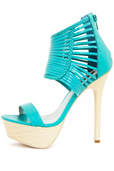 HAUTE & REBELLIOUS heels
