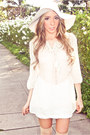 Speed-limit-98-shoes-h-m-dress-american-apparel-hat-forever-21-blouse-lu