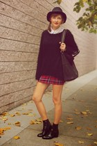 asos sweater - Givenchy bag - Forever 21 skirt