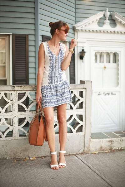 Zara bag - Urban Outfitters sandals
