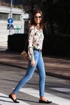 Mango jeans - Miu Miu sunglasses